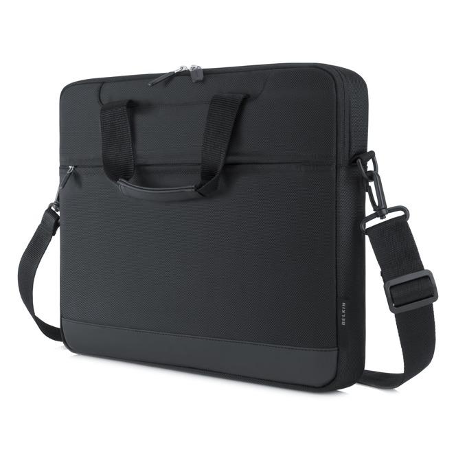 "Чанта за лаптоп Belkin Lite TopLoad, до 15.6"" (39.62 cm), черна image"