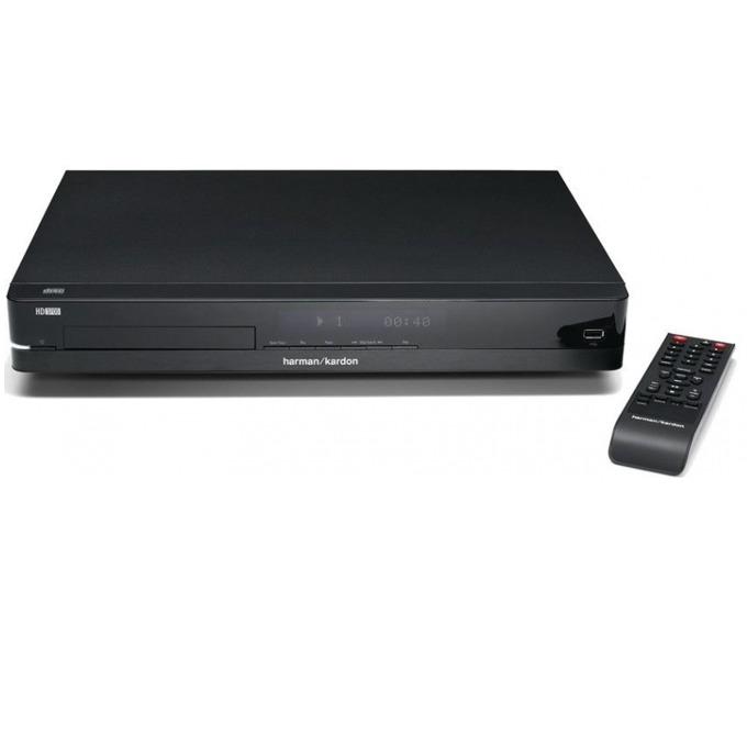harman/kardon HD 3700, CD плейър, 16Hz – 20kHz, 20W RMS, USB image