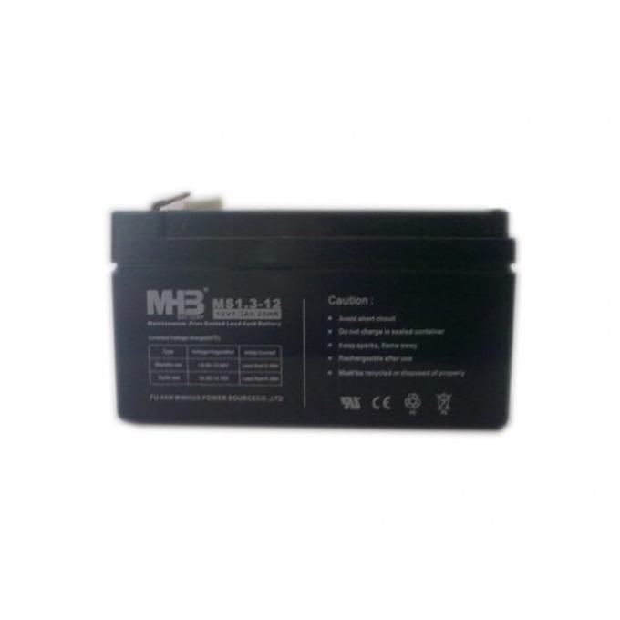 Акумулаторна батерия, 12V, 1.3Ah image
