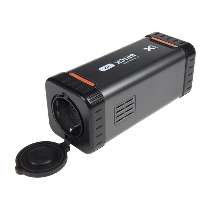 Външна батерия /power bank/ A-solar Xtorm AL480, 21000mAh, 1x USB-A Quick Charge 3.0, 1x USB-A 2,4A, In/Out USB-C, AC 220V, 1x USB-C 5V/3A, черен image