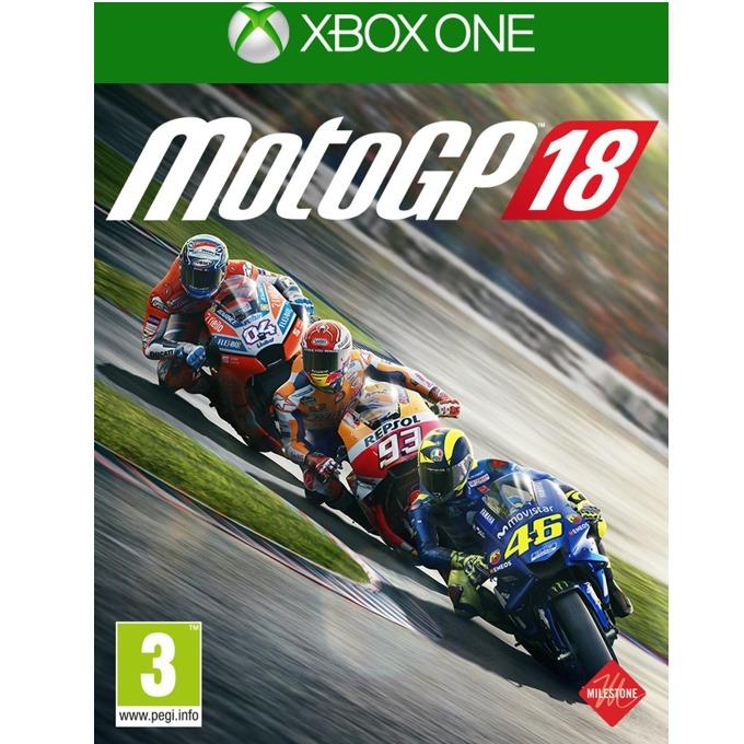 Игра за конзола MotoGP 18, за Xbox One image