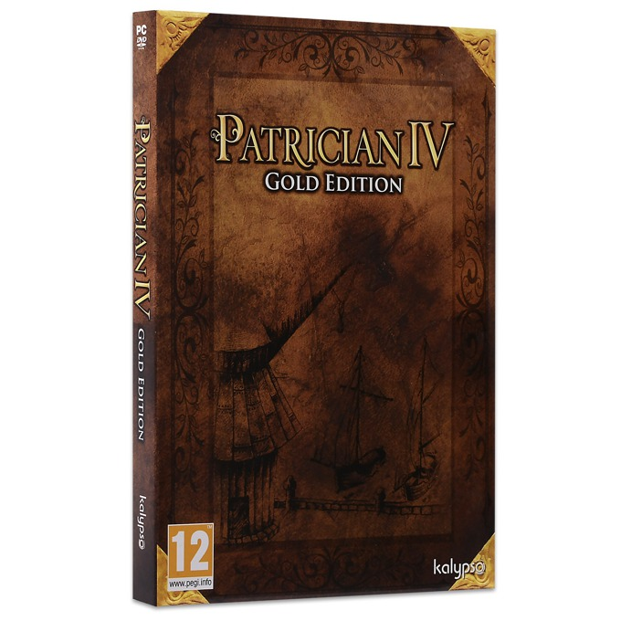 Patrician IV - Gold Edition, за PC image