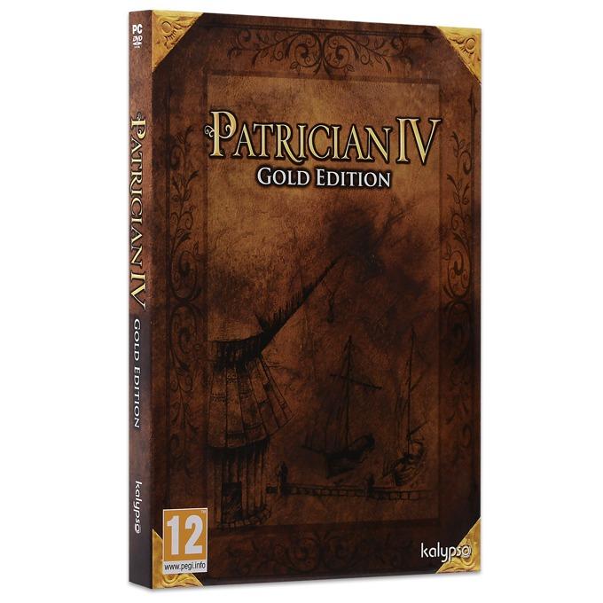 Игра Patrician IV - Gold Edition, за PC image