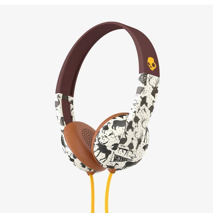 Слушалки Skullcandy Uproar Headphones Explore, дизайнерски, микрофон image
