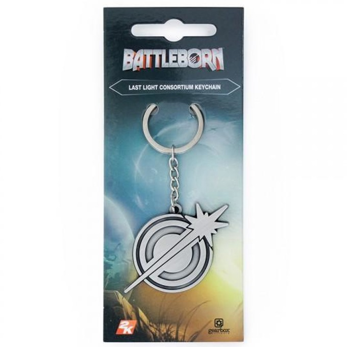Ключодържател Gaya Entertainment Battleborn Last Light Consortium image