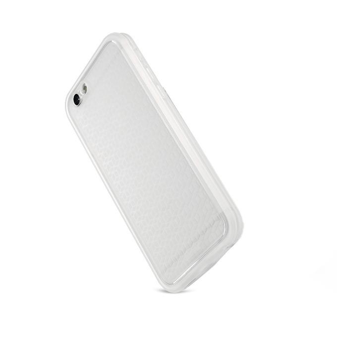 Калъф Apple iPhone 7 Plus, страничен протектор с гръб, пластмаса поликарбонат, Remax Journey, водоустойчив, бял image