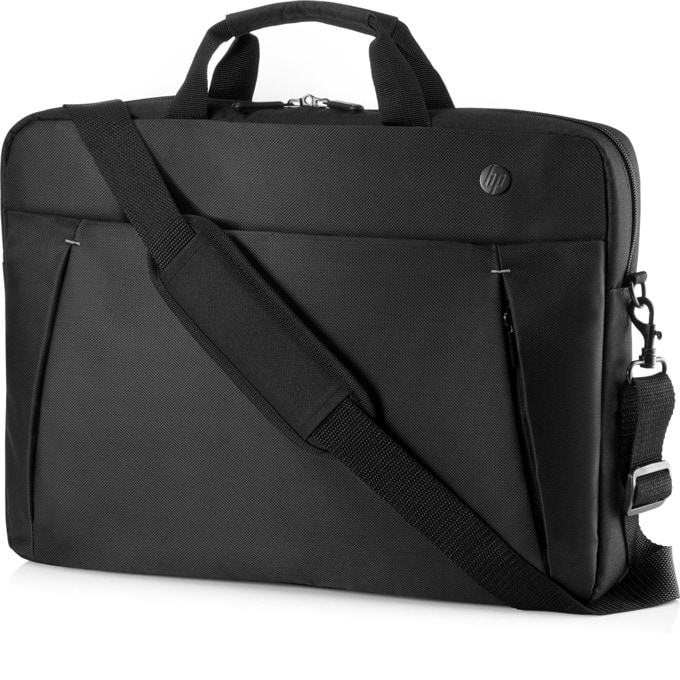 """Чанта за лаптоп HP Business Slim Top Load, до 17.3"""" (43.94 cm), за през рамо, черна image"""