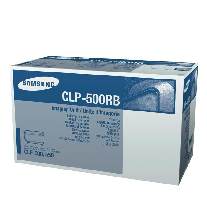 КАСЕТА ЗА SAMSUNG CLP500 - Drum - P№ CLP-500RB - заб.: 50000k image