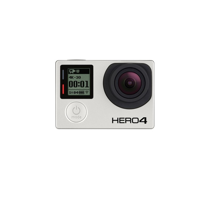 Екшън камера GoPro HERO4 Black Edition, 4K Ultra HD, Mini USB, Micro HDMI, microSD, Wi-Fi, Bluetooth  image