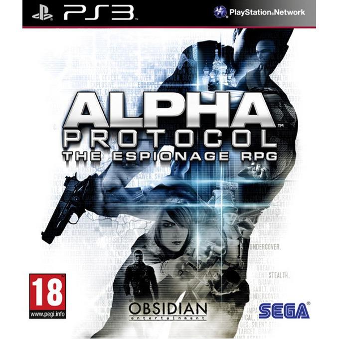 Игра за конзола Alpha Protocol, за PlayStation 3 image