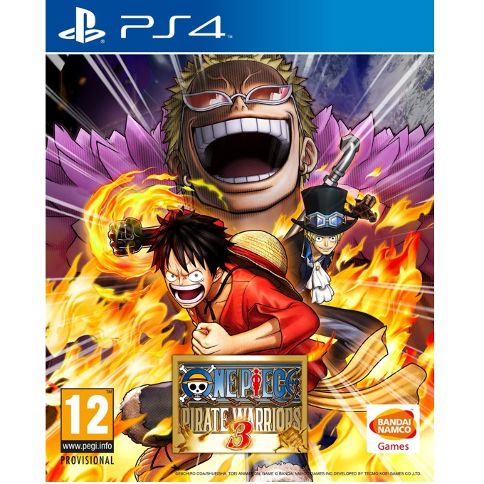 Игра за конзола One Piece Pirate Warriors 3, за PS4 image