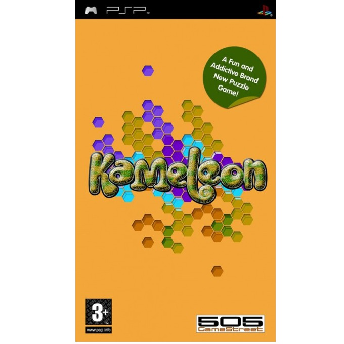 Kameleon, за PSP image
