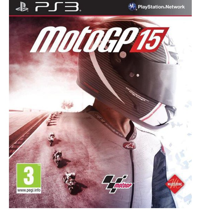 Игра за конзола MotoGP 15, за PS3 image