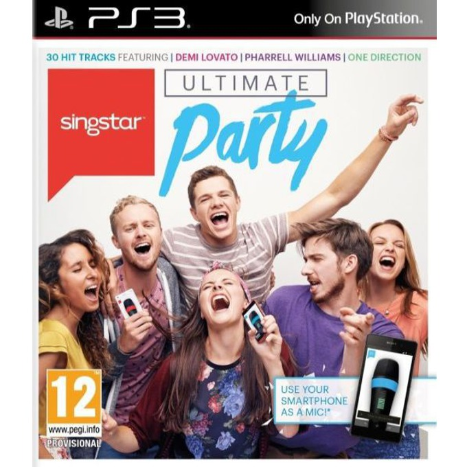 Игра за конзола SingStar: Ultimate Party, за PlayStation 3 image