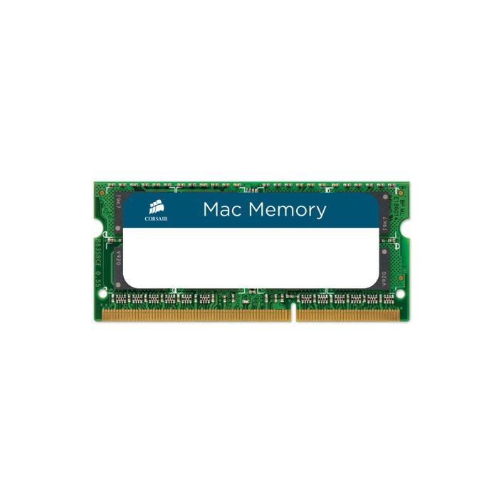 Памет 4GB DDR3 1066MHz SO-DIMM, Corsair CMSA4GX3M1A1066C7, Apple Qualified image
