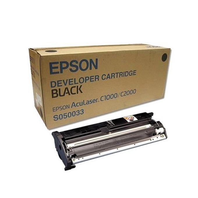 КАСЕТА ЗА EPSON AcuLazer C2000/C1000/C1000N - Black - P№  C13S050033 - заб.: 6000k image