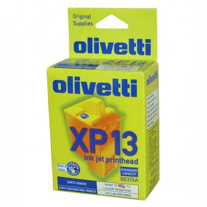 ГЛАВА ЗА OLIVETTI XP 13 - ARTJET 10/12 - Color - P№ B0315 image