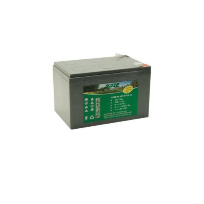 Акумулаторна батерия Haze (HZY12-12), 12V, 12Ah, GEL image