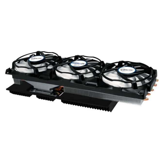 Охладител за видеокарти Arctic Cooling Accelero Xtreme IV, Nvidia GeForce, AMD Radeon, 2000 rpm image