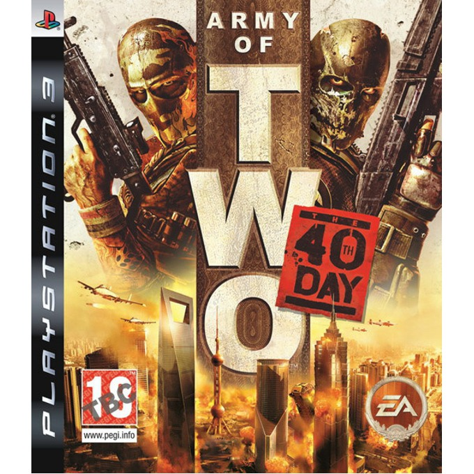 Игра за конзола Army of Two: The 40th Day, за PlayStation 3 image