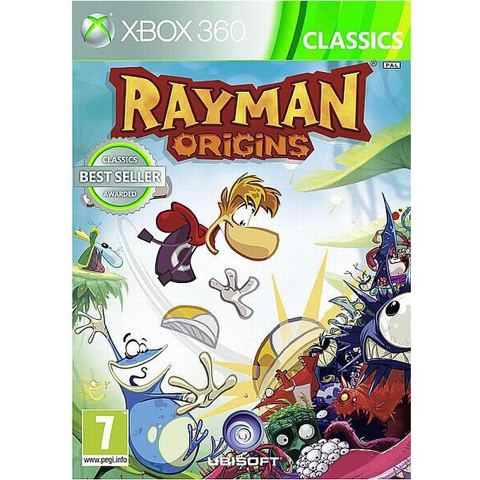 Игра за конзола Rayman Origins, за XBOX360 image