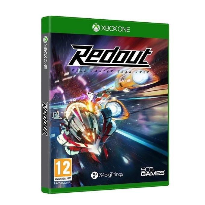 Игра за конзола Redout, за Xbox One image