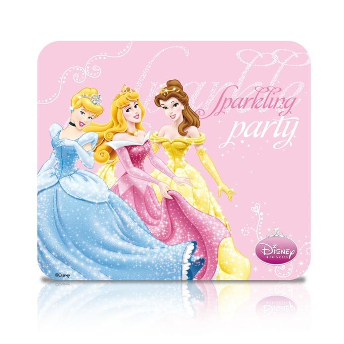 Подложка за мишка Circuit Planet Princess, щампа, 240 x 210 x 2.5mm image