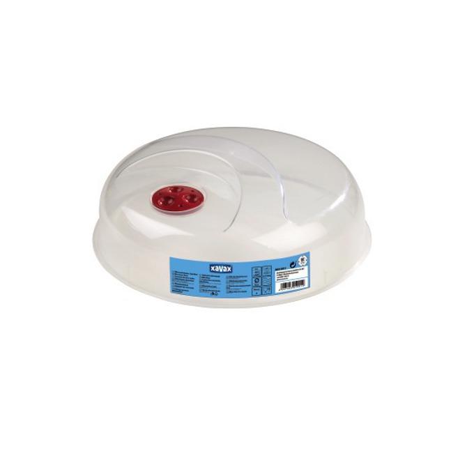 """Капак Xavax """"Ergo Maxi"""" 111017, за микровълнова фурна, ергономичен, пластмаса, 29x8.5см, прозрачен image"""