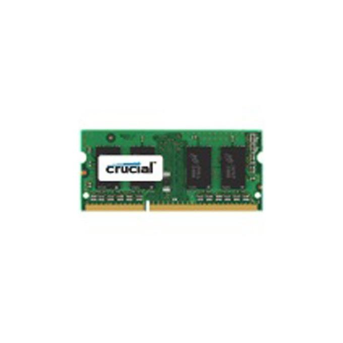 4GB DDR3L 1600MHz, SODIMM, Crucial