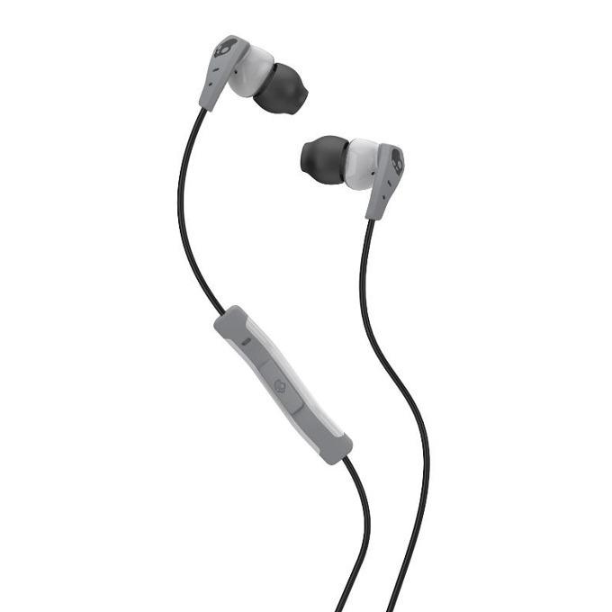 Слушалки Skullcandy Method (сив-черен), водоустойчиви спортни, микрофон image