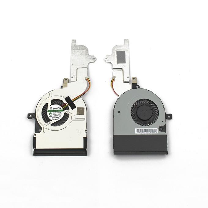 Вентилатор с охладител за лаптоп Toshiba Satellite C50-B C55-B image