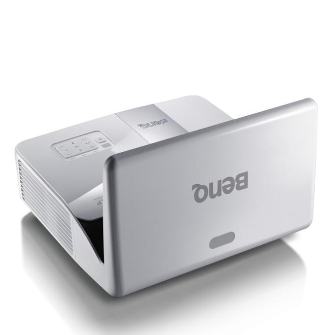 Проектор BenQ MX842UST, DLP, 3D Ready, XGA (1024 x 768), 13 000:1, 3000 lm, HDMI, D-sub, mini USB (Type B), RS232, RJ-45 image