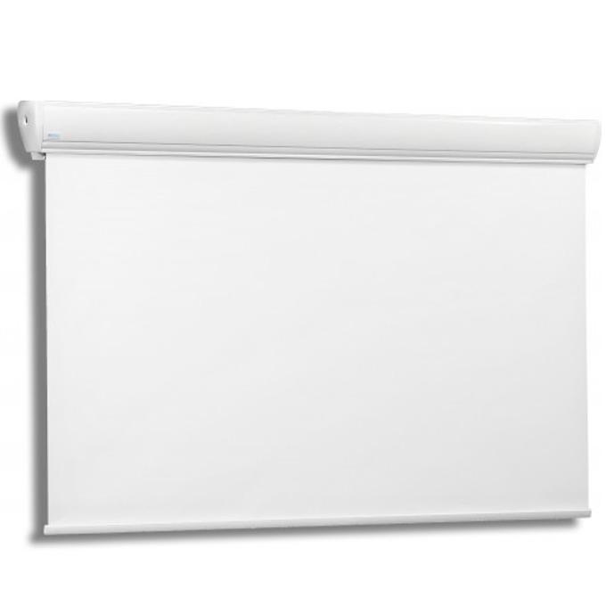 Екран Avers STRATUS 2 (21-12 MWP), електрически за стена или таван, Matt White P, 2100x1190 мм, 16:9 image