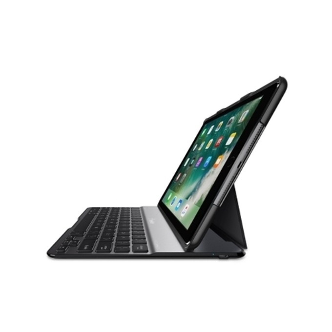 Калъф за таблет Belkin QODE Ultimate Lite Keyboard Case, за iPad 9.7inch 6th Generation (2018), с клавиатура, черен image