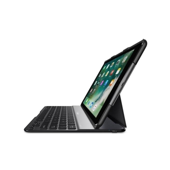 Калъф за таблет Belkin QODE Ultimate Lite Keyboard Case, за iPad 9.7inch 6th Generation (2018), с клавиатура, черен image