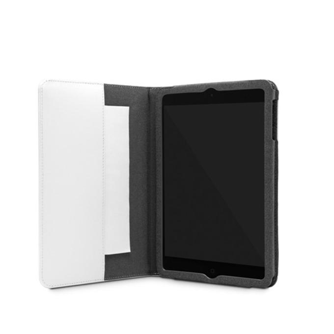 Калъф Incase Folio, кожен, микрофибърна подплата, за iPad Mini, бял image