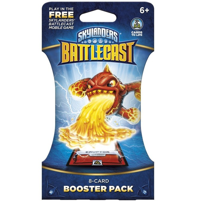 Skylanders Battlecast Booster Cards - 8 карти product