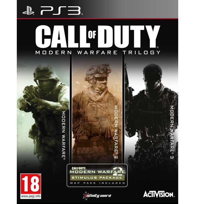 Call Of Duty: Modern Warfare Trilogy, за PS3 image