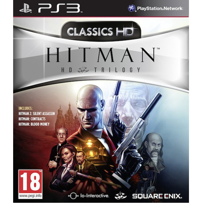 Игра за конзола Hitman: HD Trilogy, за PlayStation 3 image