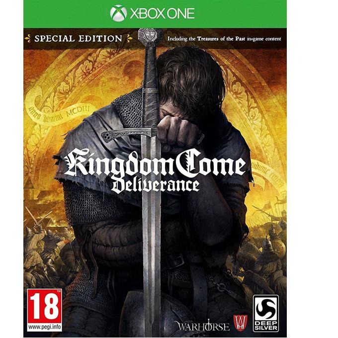 Игра за конзола Kingdom Come: Deliverance - Special Edition, за Xbox One image
