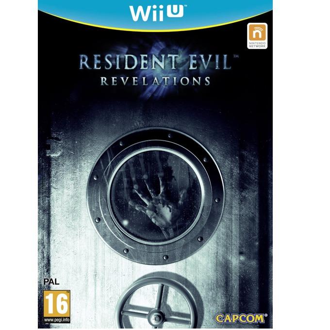 Resident Evil: Revelations, за Wii U image