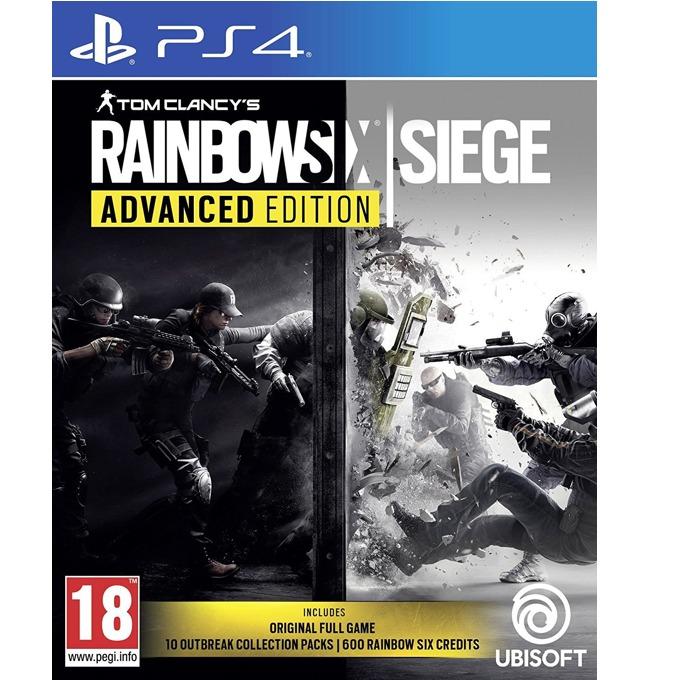 Игра за конзола Tom Clancys Rainbow Six Siege Advanced Edition, за PS4 image