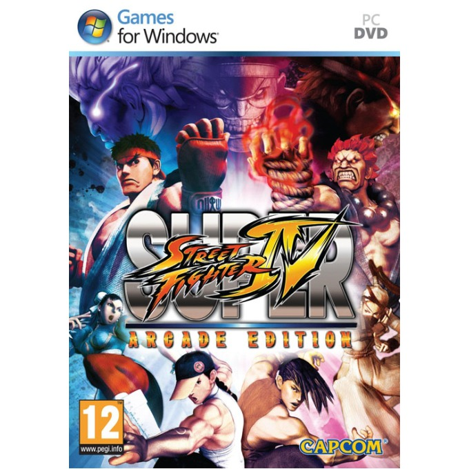 Super Street Fighter IV: Arcade Edition, за PC image