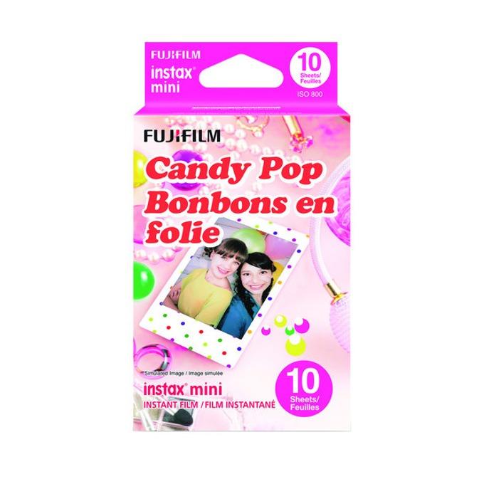 Fujifilm Instax Mini Candypop Instant Film 10 бр product