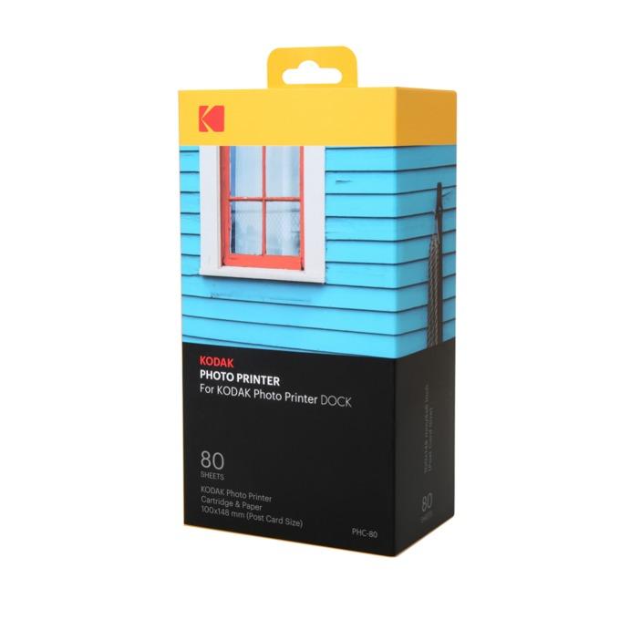 Kodak Photo Printer Dock Cartridge (80 Pack) product
