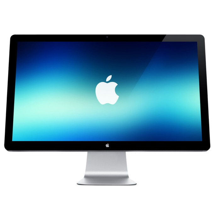 "Монитор 27""(68.58cm) Apple LED Cinema Display image"
