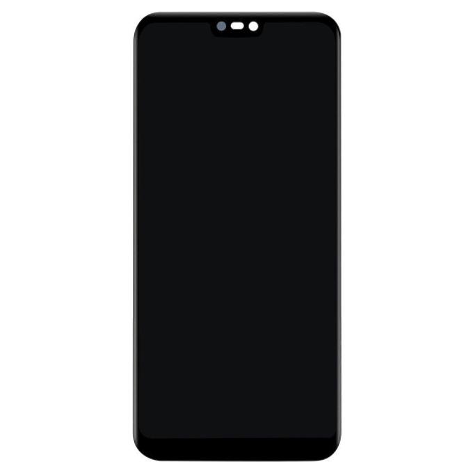 Дисплей за Huawei P20, LCD, с тъч, оригинален, черен image