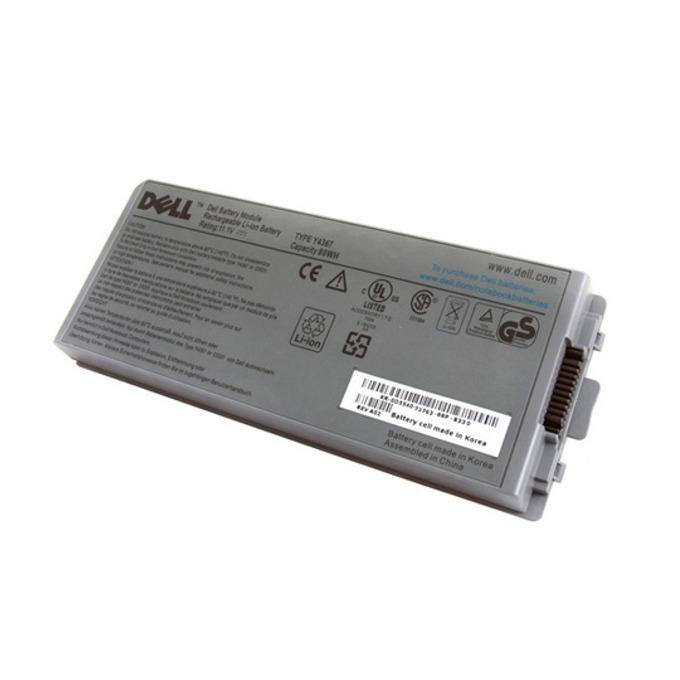 Батерия (оригинална) за лаптоп Dell Latitude, съвместима с D810/Precision M70, 9cell, 11.1V, 7200mAh image