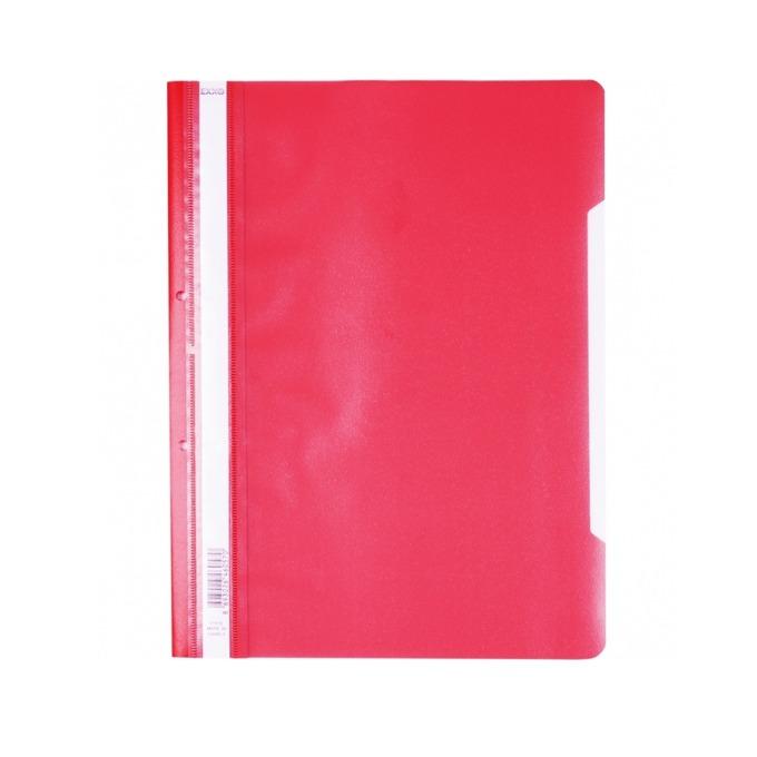 Папка PVC перфорация Lux червена product