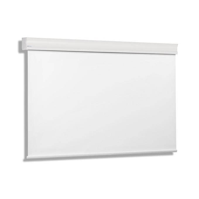 """Екран Avers CUMULUS 27-15 MWP, стенен/таванен монтаж, Matt White P, 270 x 152 см, 117"""" (297.18 cm), 16:9 image"""